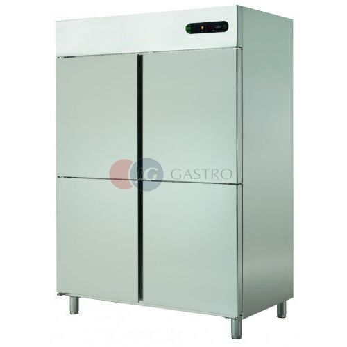 Szafa chłodnicza 4x1/2 drzwi 1400 l ECP-1404, kup u jednego z partnerów
