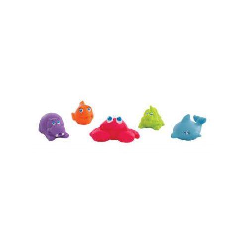 Rotho babydesign Playgro psikawka na wodę- podwodne zwierzątka,5szt.