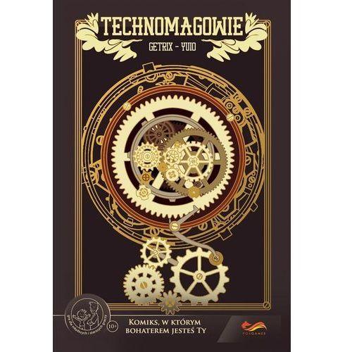 Komiksy paragrafowe Technomagowie - Praca zbiorowa (2018)