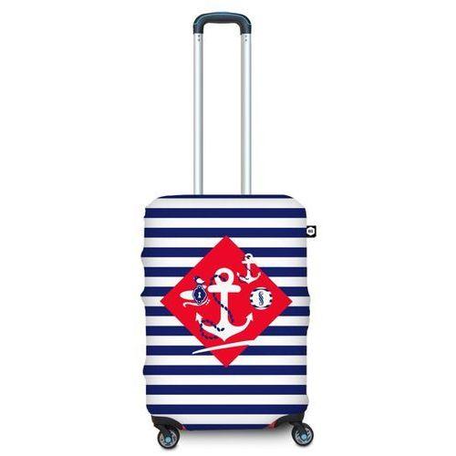 Pokrowiec na walizkę s - navy sense marki Bg berlin