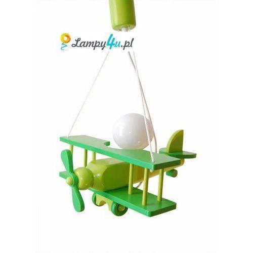 Prezent 28186 - lampa wisząca dziecięca samolot mała (5908218910744)
