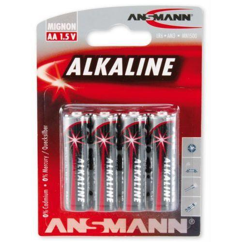 Bateria red lr6/aa (4 szt.) marki Ansmann