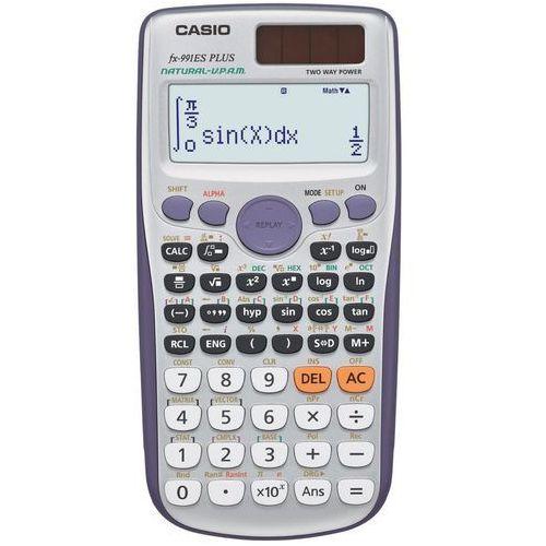 Kalkulator CASIO FX-991ES PLUS - sprawdź w wybranym sklepie