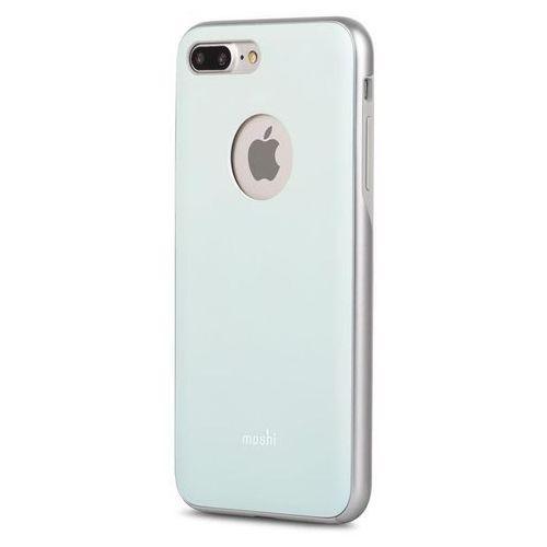 iglaze - etui iphone 7 plus (powder blue) odbiór osobisty w ponad 40 miastach lub kurier 24h marki Moshi