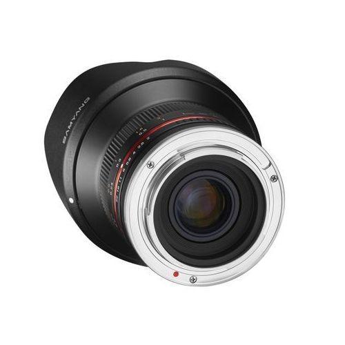 Samyang 12mm f/2.0 NCS CS Micro 4/3 (srebrny) - produkt w magazynie - szybka wysyłka!, F1220509102
