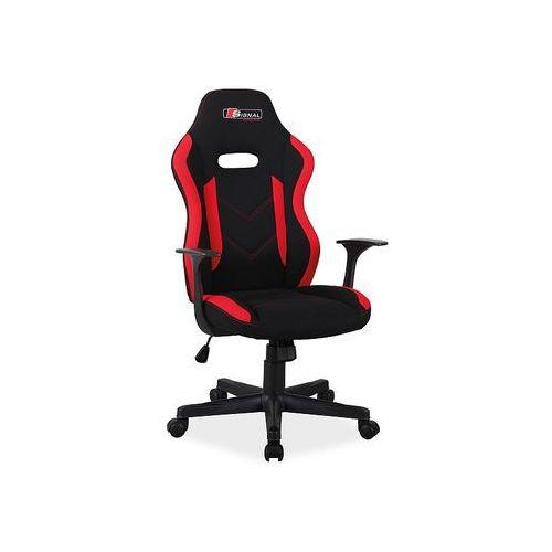 Signal Fotel rapid gamingowy czarny/czerwony