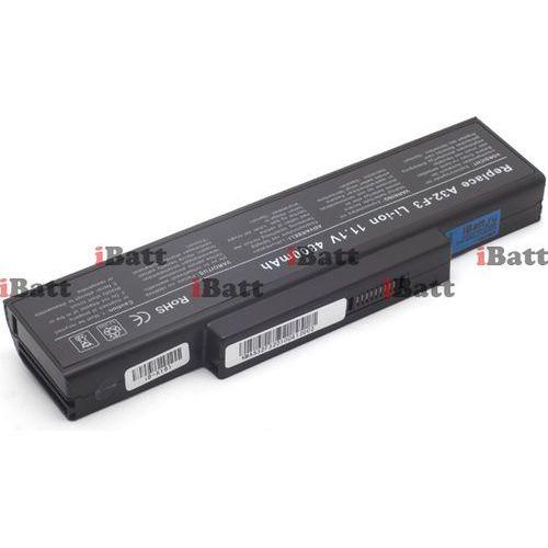 Bateria A32-F3. Akumulator do laptopa Rover Book. Ogniwa RK, SAMSUNG, PANASONIC. Pojemność do 8700mAh.
