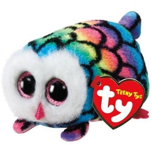 Teeny Tys Hootie - wielobarwna sowa (0008421412464)