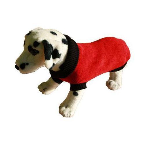 AMI PLAY Sweter dla psa Czerwony rozmiary 1-6