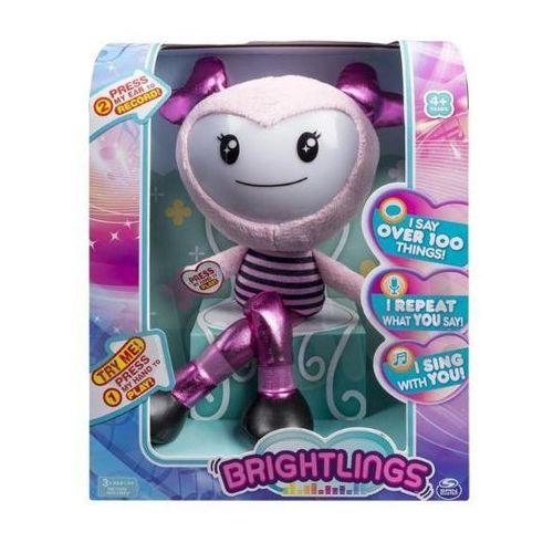 Spin Master Brightlings interaktywna lalka (różowy) - produkt w magazynie - szybka wysyłka!