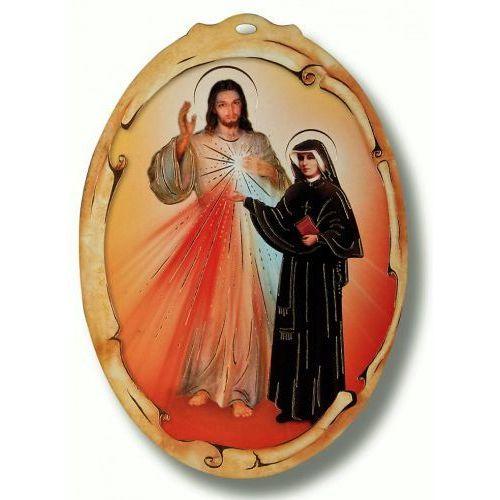 Pan Jezus Miłosierny z siostrą Faustyną, A530-640CE