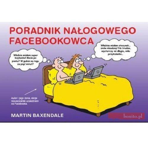 Poradnik nałogowego Facebookowca, oprawa broszurowa