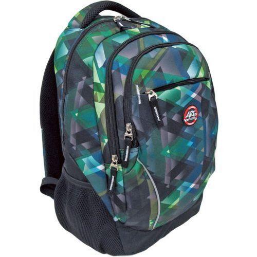 Plecak szkolny Are Design ok.20l od 9lat TITANUM - PL-1809 (5907437705100)