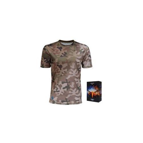 Koszulka haasta coolmax wz93 leśny / pustynny (khcwzc2) marki Haasta / polska
