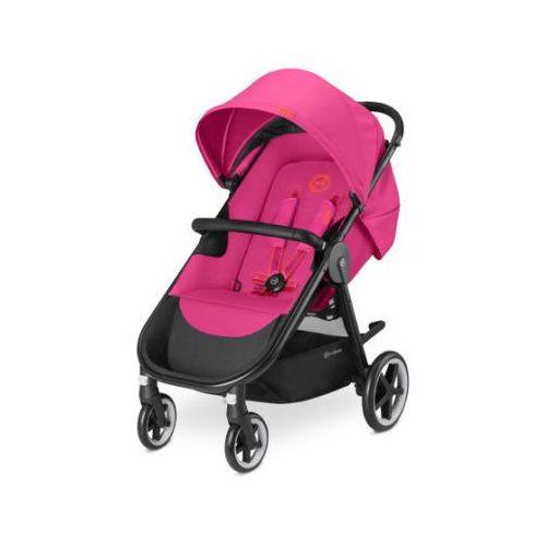 Cybex gold wózek spacerowy agis m-air 4 passion pink-purple