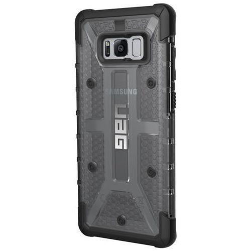Etui URBAN ARMOR GEAR Plasma do Samsung Galaxy S8 Plus Czarno-przezroczysty