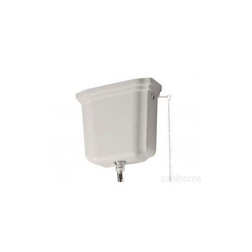 WALDORF zbiornik wody ceramiczny do miski WC 418001, 418001