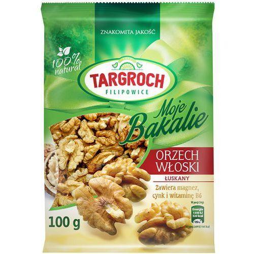 100g orzechy włoskie łuszczone marki Targroch