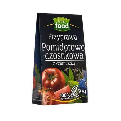50g przyprawa pomidorowo-czosnkowa z czarnuszką marki Look food