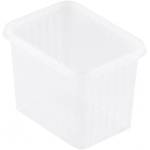 Fixpack® prostokątny z przykrywką   1000ml   145x110x110 mm   250szt. marki Duni