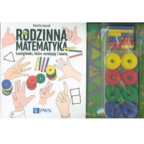 Rodzinna matematyka, Kamila Łyczek