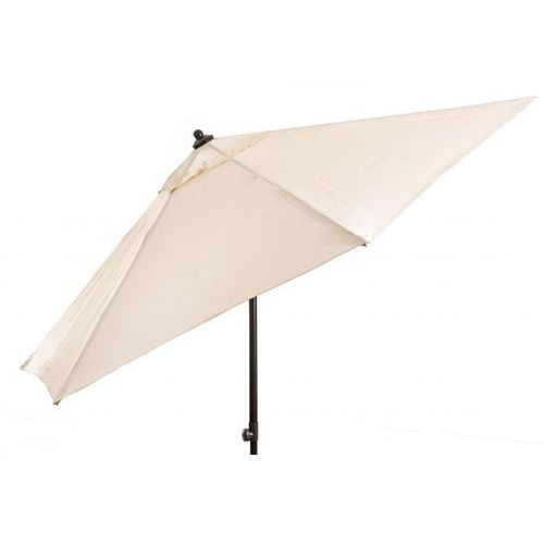 MAKERS parasol ogrodowy Venice, 2,7 m beżowy