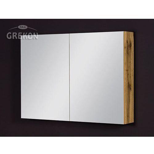Gante Szafka łazienkowa z lustrem 90x65 seria fokus ne