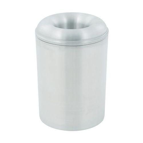 Pojemnik na odpady premium, samoczynnie gaszący, z aluminium, poj. 13 l, wys. 34 marki Vepa bins