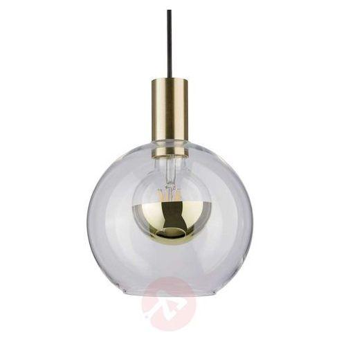 Paulmann esben szklana lampa wisząca