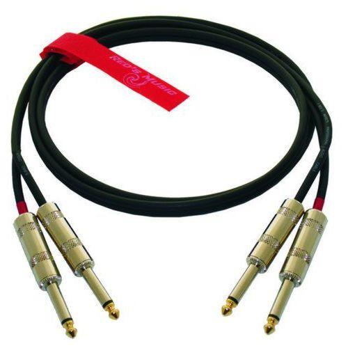 Reds music  au13 20 kabel audio 2 m