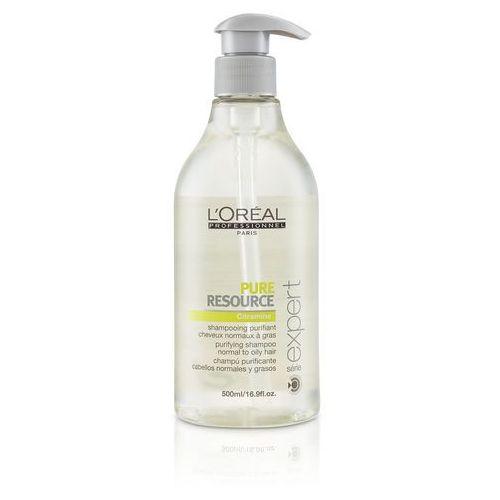 Loreal Expert Scalp pure resource szampon oczyszczający 500 ml