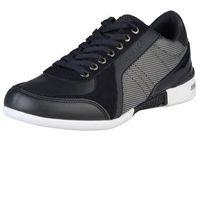 Buty Męskie Sneakersy Sparco Cartagena Granatowe, kolor niebieski