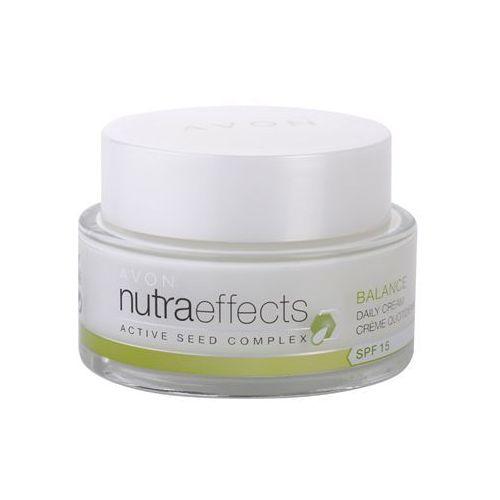 Avon  nutra effects balance matujący krem na dzień spf 15 50 ml, kategoria: kremy na dzień
