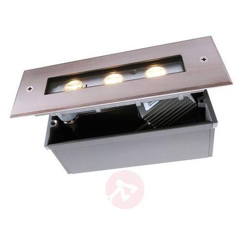 Deko-light Lampa do montażu w podłożu line i 3000k (d730292) (4042943134967)