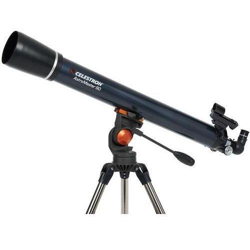 Teleskop astromaster 90az + darmowy transport! marki Celestron