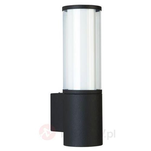 Albert leuchten Nowoczesna zewnętrzna lampa ścienna giulia czarna (4007235603118)