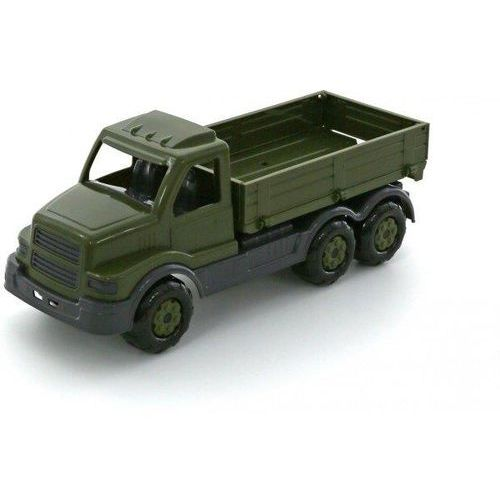 Stalker samochód z burtami wojskowy marki Polesie poland