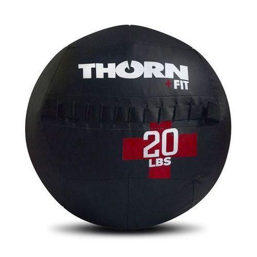 Piłka do ćwiczeń Wall Ball THORN+fit 20lbs / 9,07 kg - 9,07 kg (5908277309763)