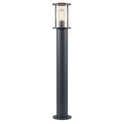 PHOTONIA Lampa stojąca, A60, okrągła, antracyt, przeź. szkło, SPOTLINE 232075