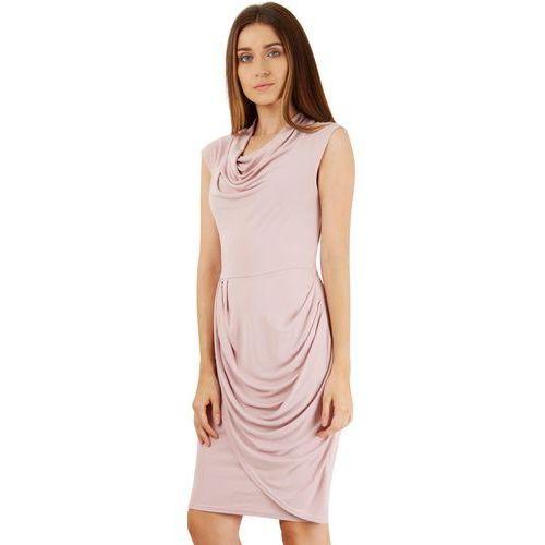 Closet London sukienka dziewczęca 38 różowa (5052508311275)