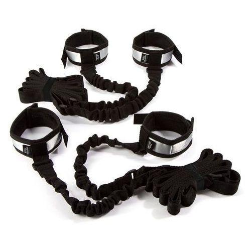 Więzy elastyczne -  spreader with bungee straps marki Fifty shades of grey