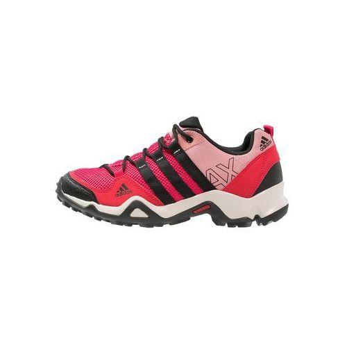 adidas Performance AX2 Półbuty trekkingowe ray red/core black/raw pink