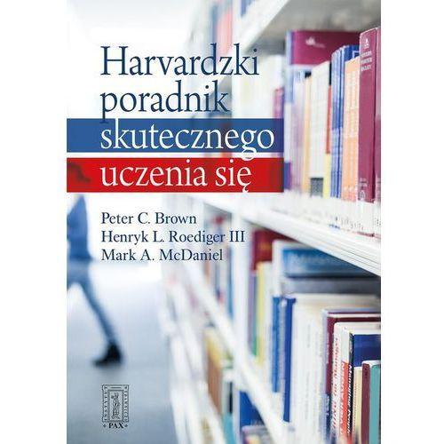 Harvardzki poradnik skutecznego uczenia się (344 str.)