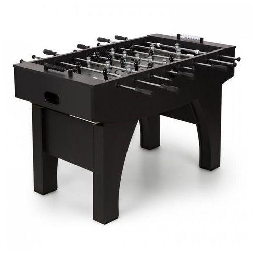 Klarfit anfield stół do gry w piłkarzyki drążki metalowewymiary turniejowe cza