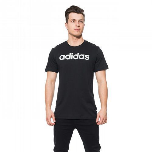 ADIDAS T SHIRT SS SLICED LINEAR