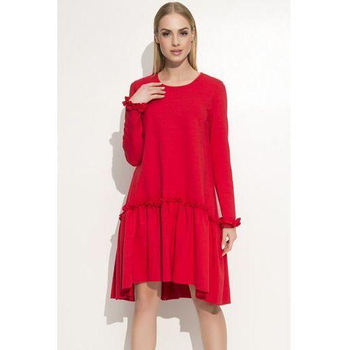 Sukienka Model M336 Red