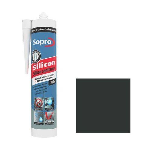 Silikon sanitarny 310 ml czarny 90 marki Sopro