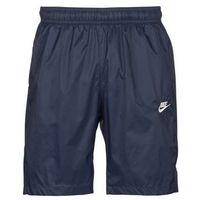 Szorty i Bermudy Nike SHORTYRUN, kolor niebieski