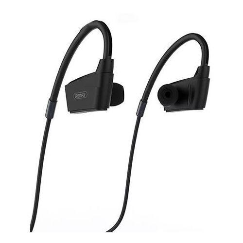 Remax Wireless Sports Earphone RB-S19 bezprzewodowe dokonałowe słuchawki zestaw słuchawkowy Bluetooth 4.2 80 mAh biały