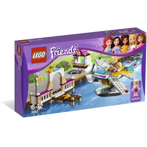 Lego FRIENDS Klub lotniczy w heartlake 3063